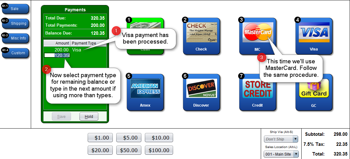 MasterCardType