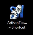 Artisan Task Shortcut Image